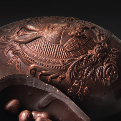 ESQUSITECES DE CHOCOLATE
